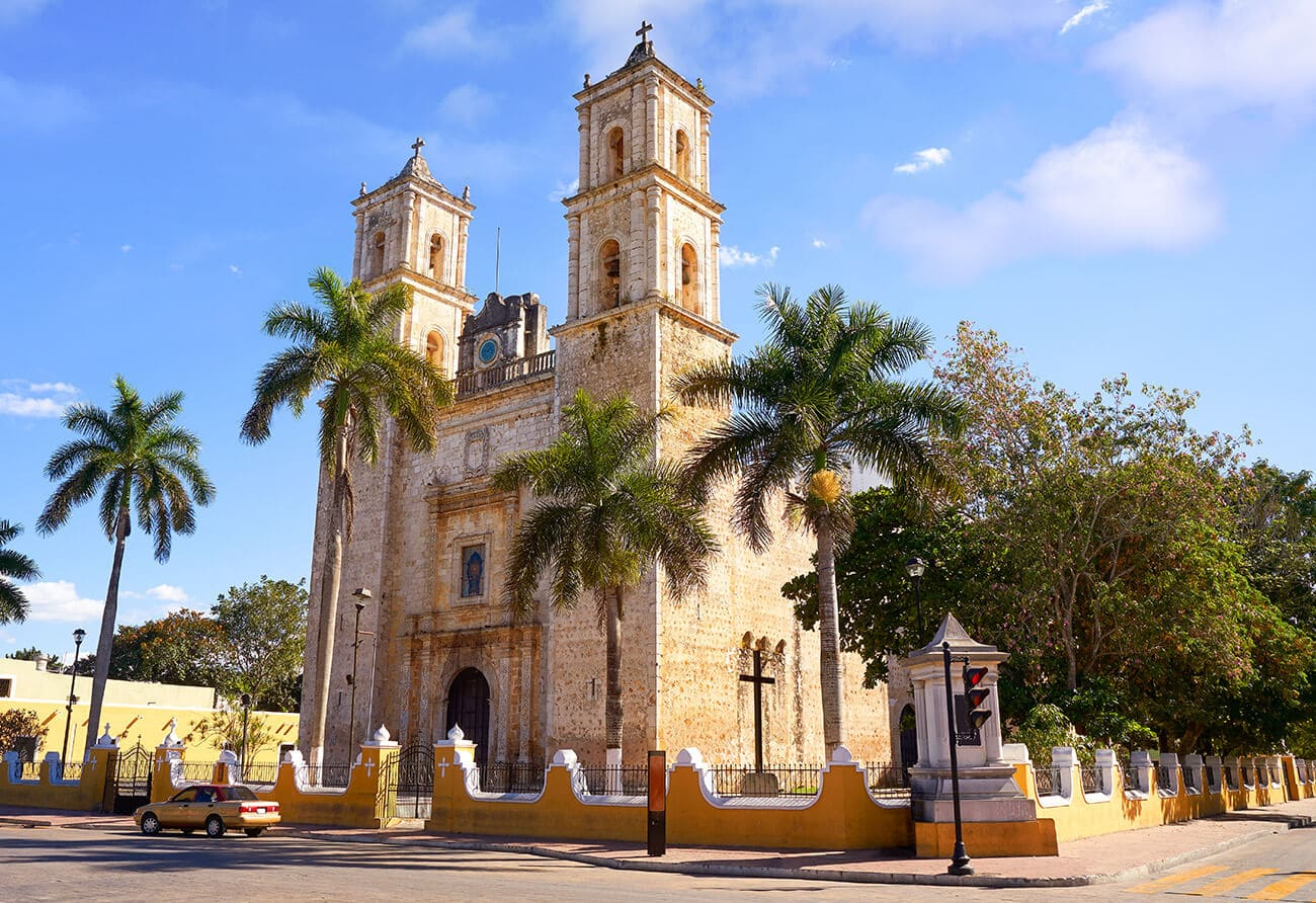 historic mexican church
